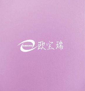 光面浅紫色