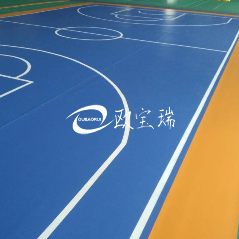 江油市儿童培训篮球场